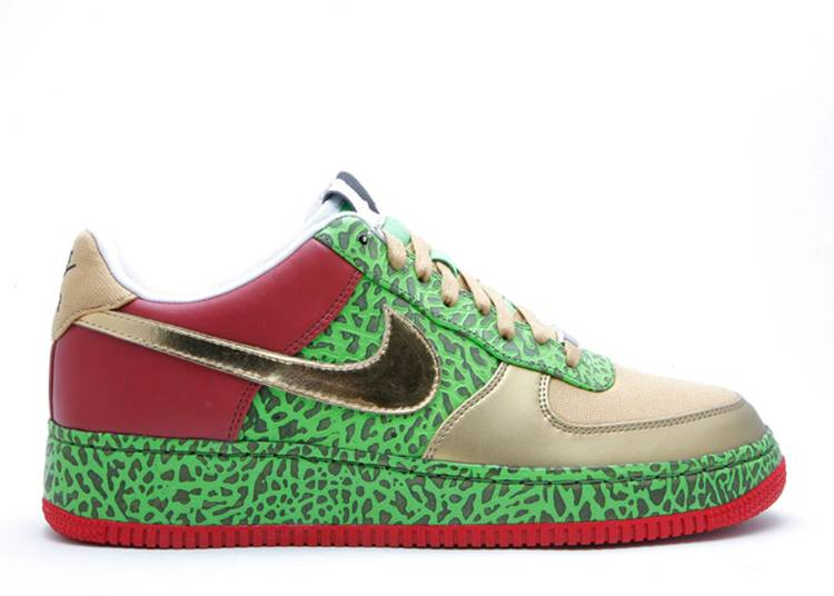 Air Force 1 Low Supreme I/O 'Questlove'