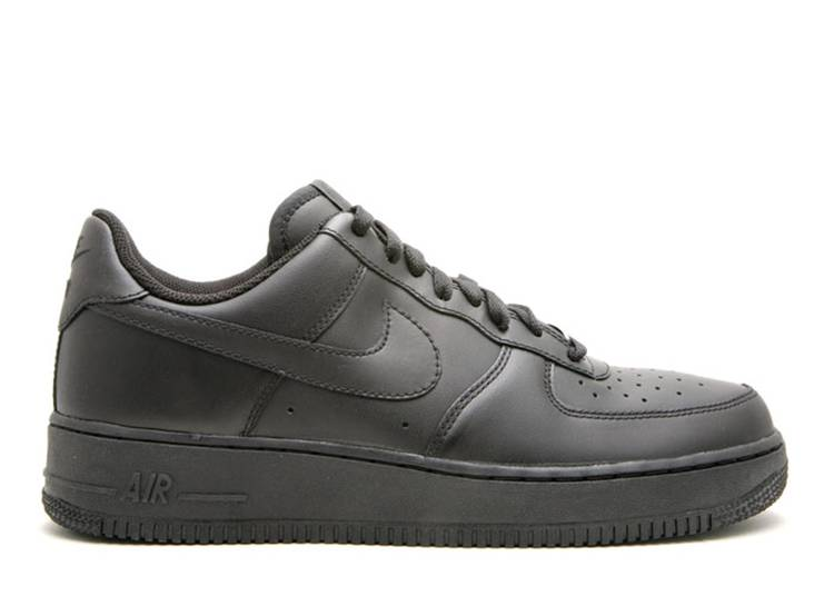Air Force 1 '07 'Black'