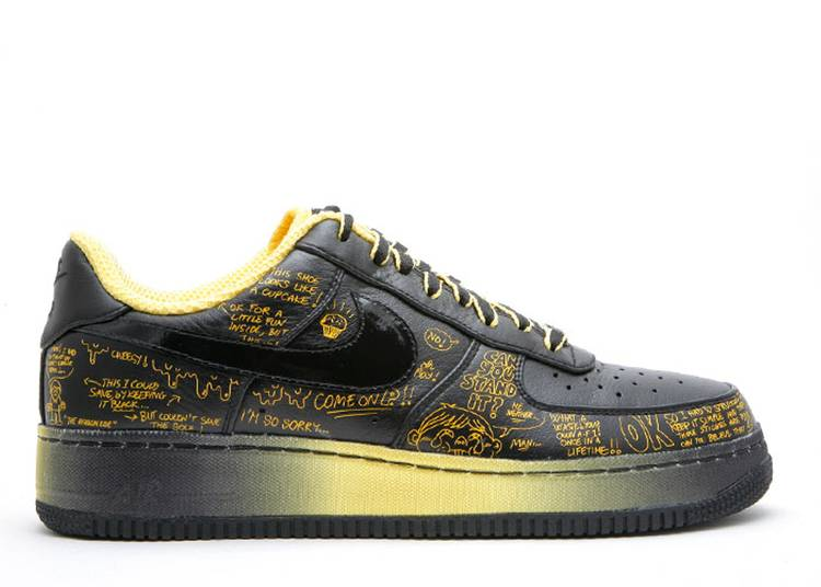 LIVESTRONG x Busy P x Air Force 1 SPRM I/O '08 'Busy P'