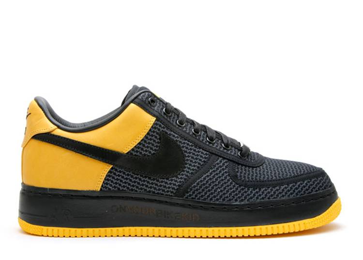 Undefeated x Livestrong x Air Force 1 Low Supreme 'Livestrong'