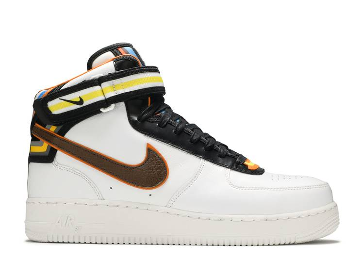 """air force 1 mid sp / tisci """"White Brown"""""""