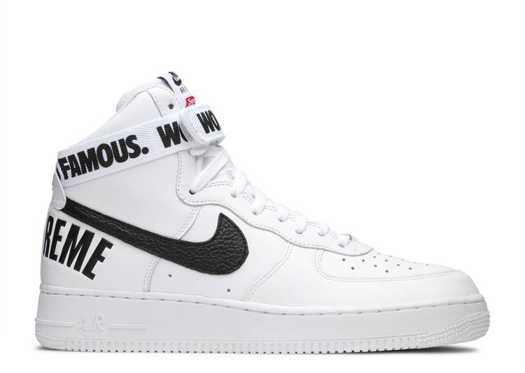air force 1 high supreme sp 'White'