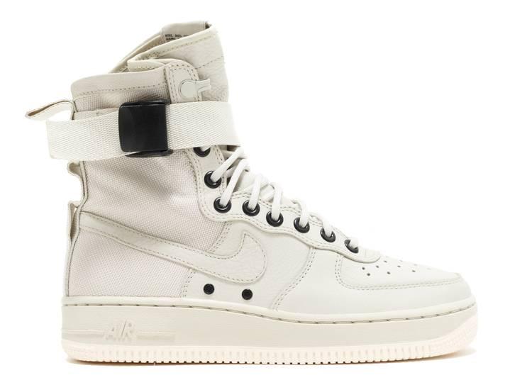nueva alta calidad zapatillas de skate Tienda online W's Sf Air Force One High