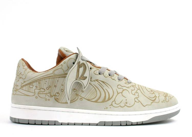Dunk Low Premium By Chris Lundy