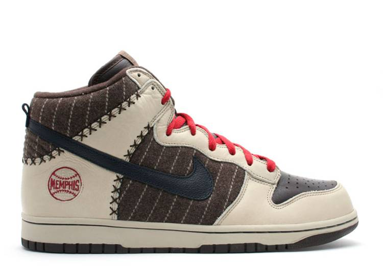 "dunk high premium utt ""baseball pack memphis"""