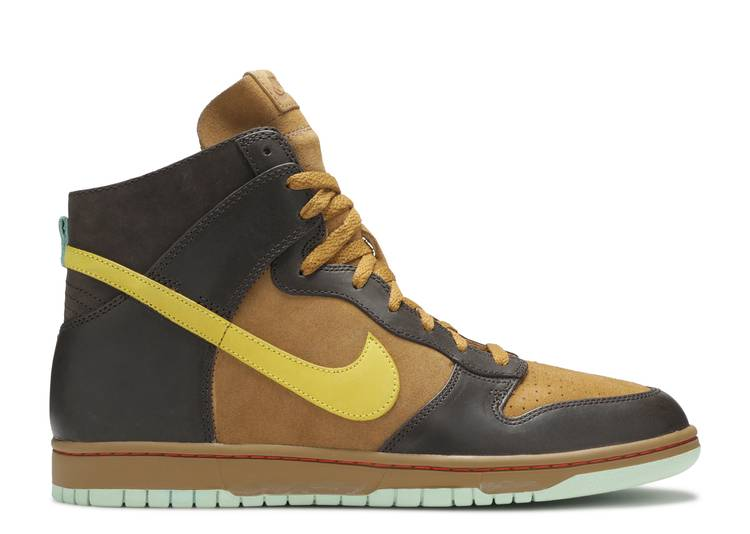 Dunk High NL 'Golden Hops'