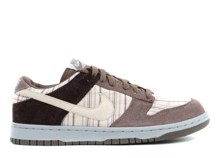 Dunk Low Premium 'Net Palomino Plaid'