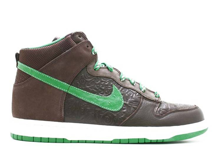 Dunk High 'Stussy World Tour London'