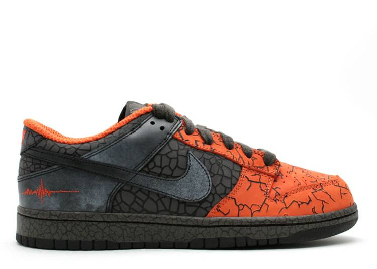 Dunk Low Priority 'Hufquake'