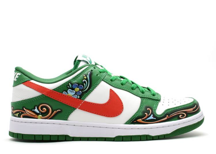 Dunk Low Emb Fileteado