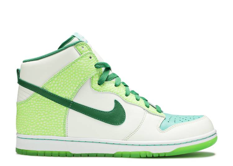 Dunk High Premium 'Glow In The Dark 2'