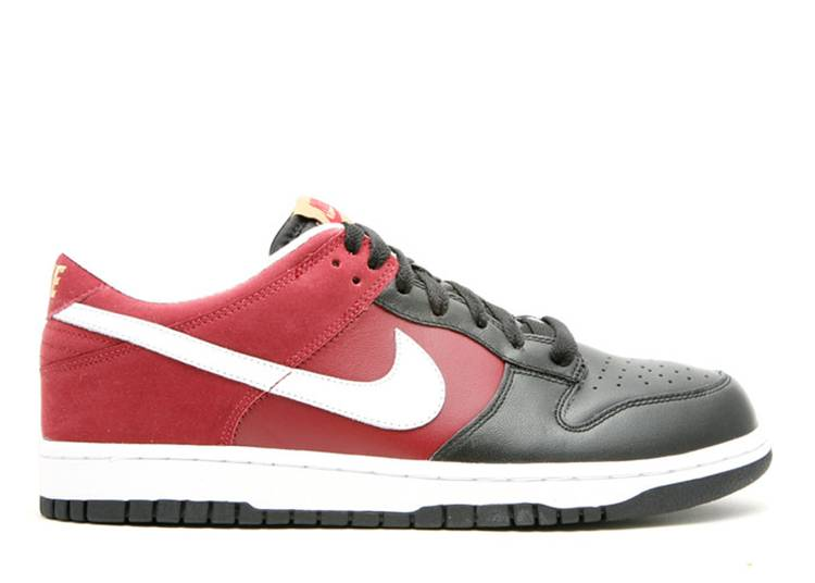 Dunk Low CL 'Team Red Black'