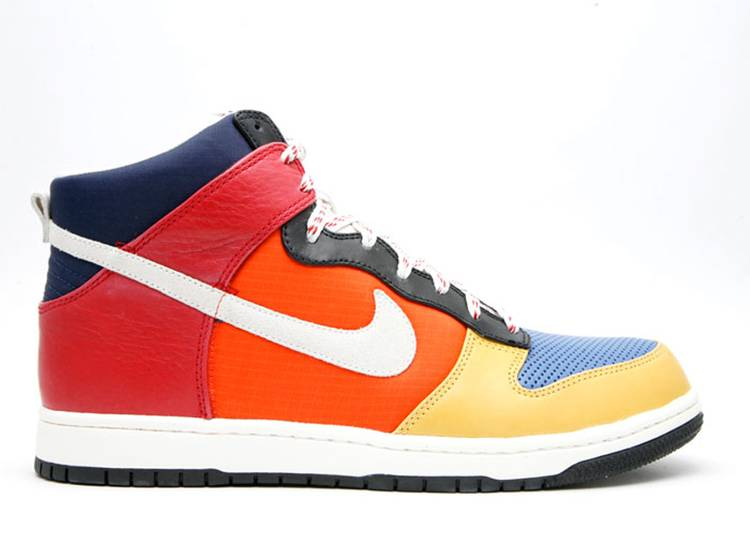 Dunk High Supreme 'Be True To Your School'