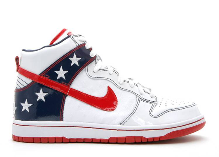 Dunk High Premium 'Evil Knievel'