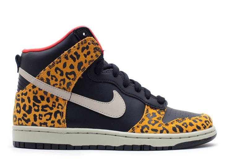 Wmns Dunk High Skinny 'Leopard'