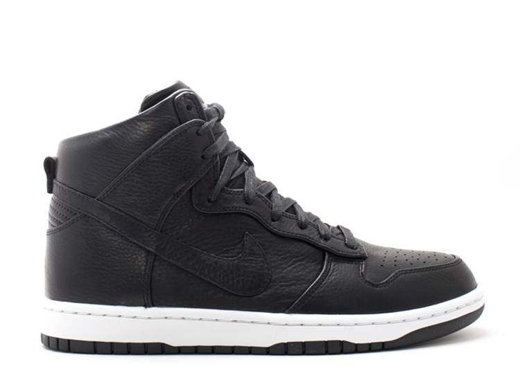 NikeLab Dunk Lux High 'Black'