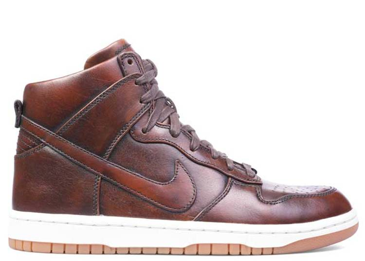 Dunk High Lux SP 'Burnished Leather'