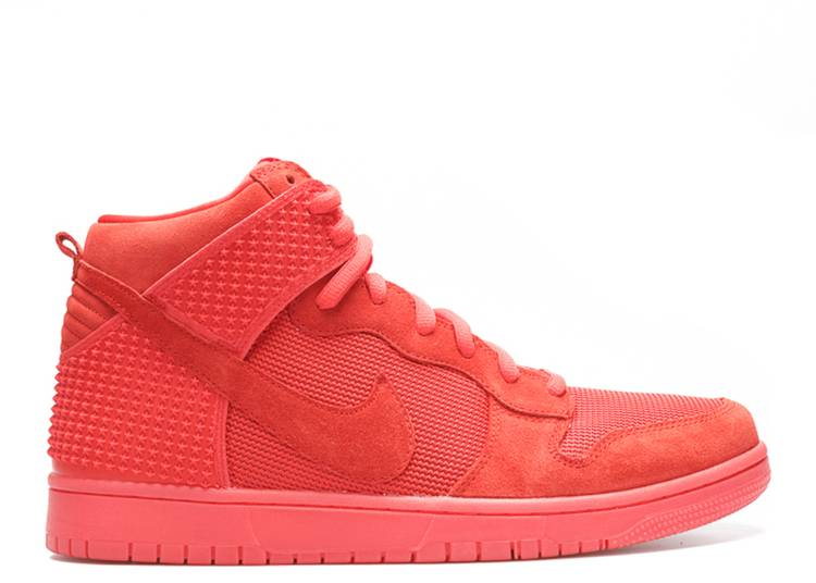 Dunk Hi CMFT Premium 'Red October'