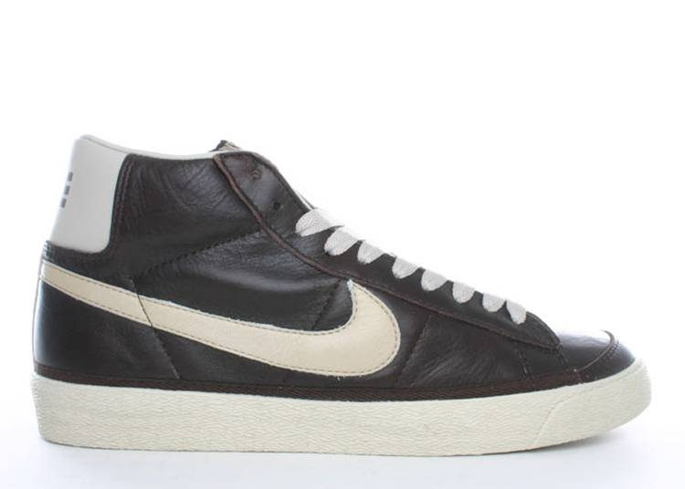 blazer leather mid