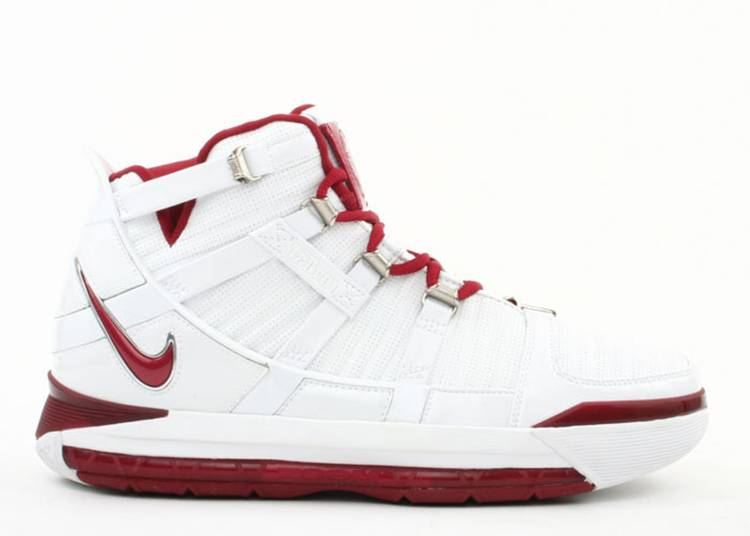 Zoom LeBron 3 'China'