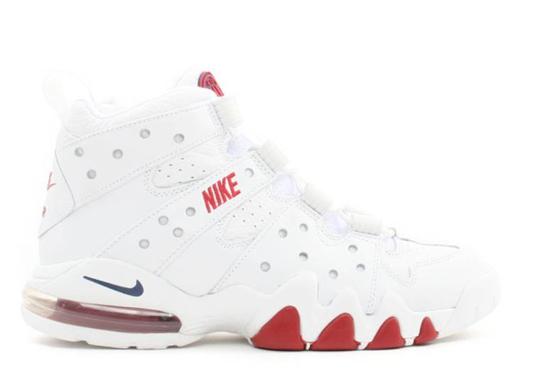 Air Max2 CB '94  'White Varsity Red'