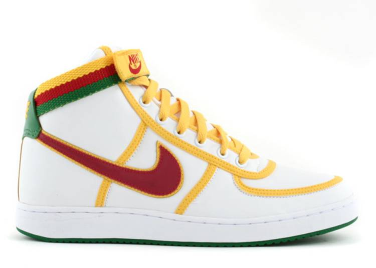 Vandal Hi Leather 'West Indies'