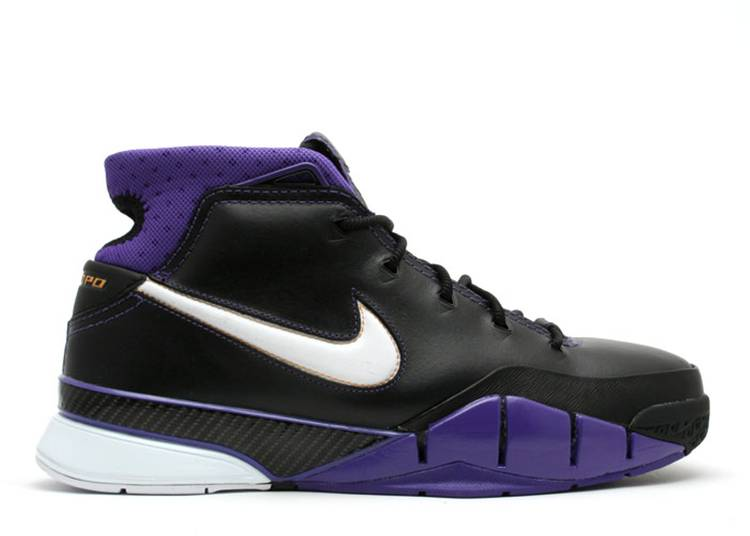 Zoom Kobe 1 'Varsity Purple'