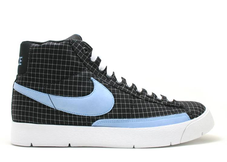 Super Blazer Hi Premium 'Black University Blue'