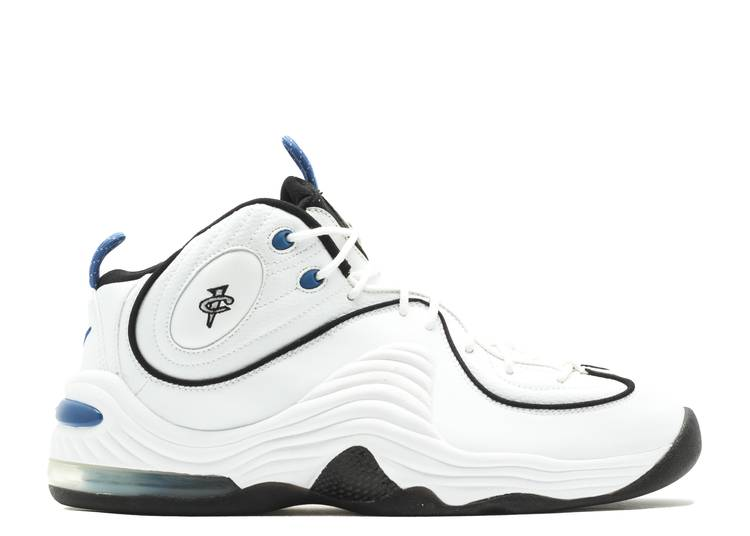 Air Penny 2 'White Varsity Royal'