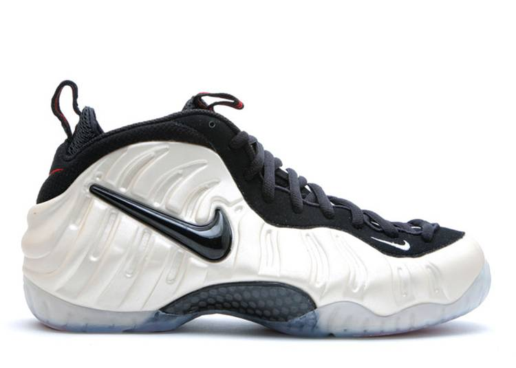 Air Foamposite Pro 'HOH Pearl'