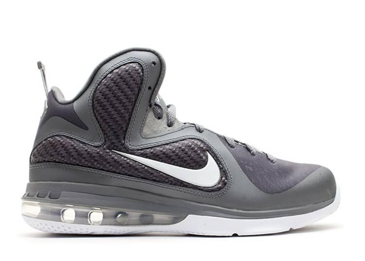 Lebron 9 GS 'Cool Grey'