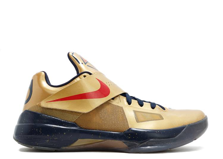 Zoom KD 4 'Gold Medal'