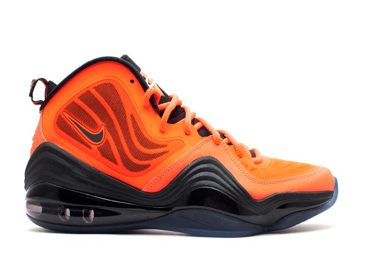 Air Penny 5 'Total Crimson'
