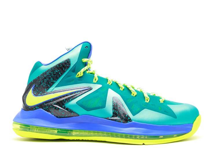 LeBron 10 P.S. Elite 'Sport Turquoise'