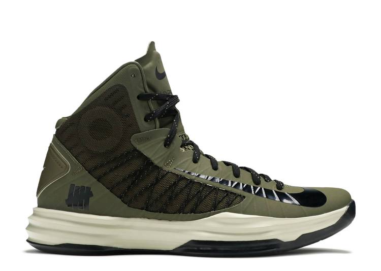 Undefeated x Hyperdunk SP 'Olive'