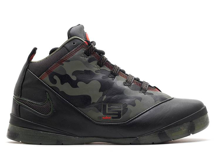 Zoom LeBron Soldier 2 'Camouflage'