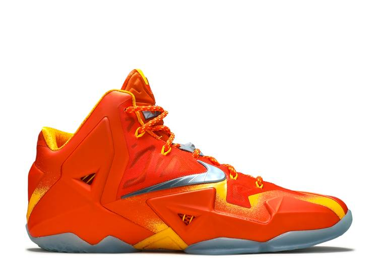 LeBron 11 Preheat 'Forging Iron'