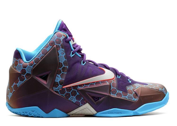 LeBron 11 'Hornets'