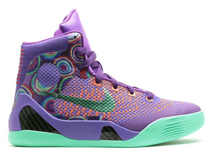 Kobe 9 Elite GS 'Purple Venom'
