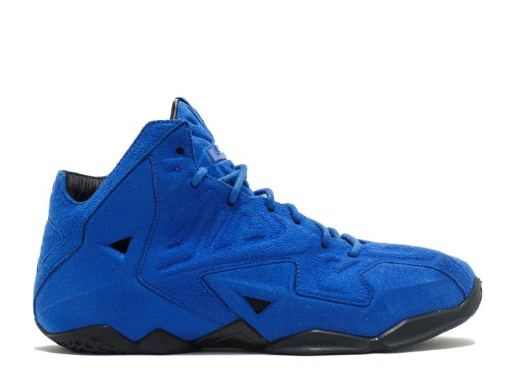 LeBron 11 EXT Suede QS 'Game Royal'