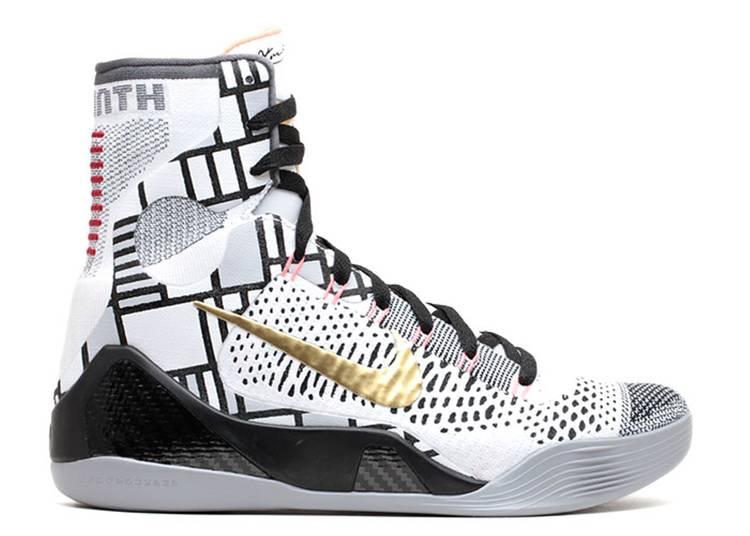 Kobe 9 Elite 'Gold'