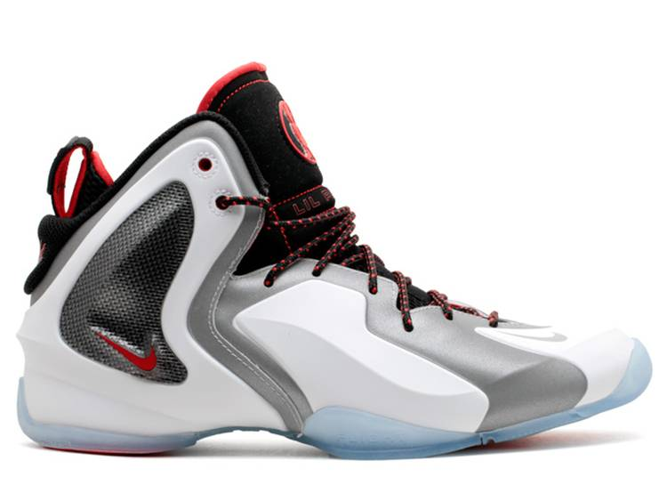 Lil Penny Posite 'Chilling Red'