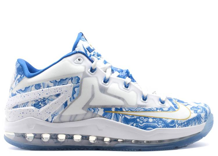 Max LeBron 11 Low Ch Pack 'China'