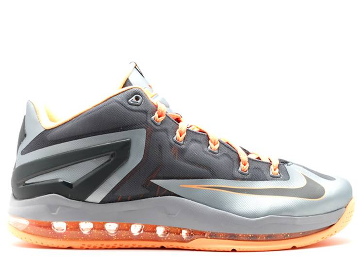 Max LeBron 11 Low 'Magnet Grey'
