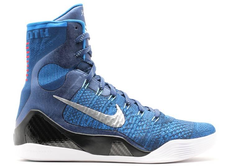 Kobe 9 Elite 'Brave Blue'
