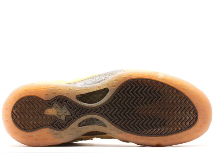 Mini Swooshes Cover This Nike Air Foamposite One ...