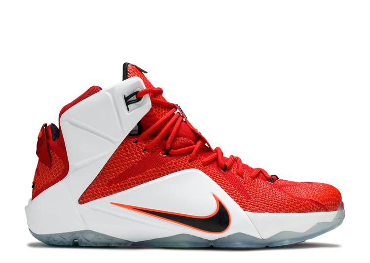 LeBron 12 'Heart Of A Lion'
