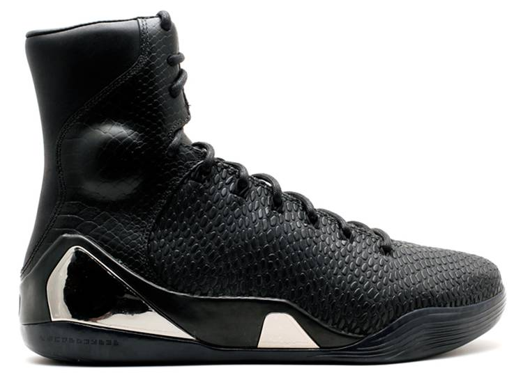 Kobe 9 High KRM EXT 'Black Mamba'