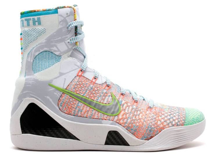 Kobe 9 Elite Premium 'What The Kobe'