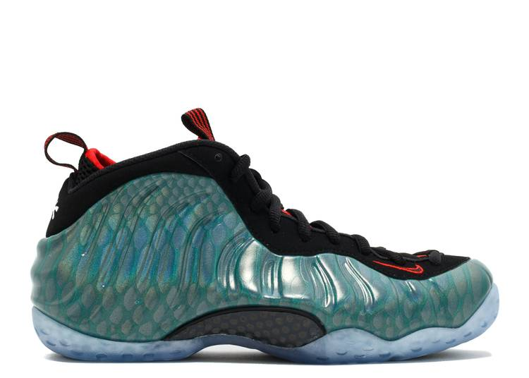 Shop: Nike Air Foamposite One Blue Mirror Kixify Marketplace